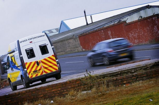 Mobile Speed Cameras in Nottingham from Monday 20th November