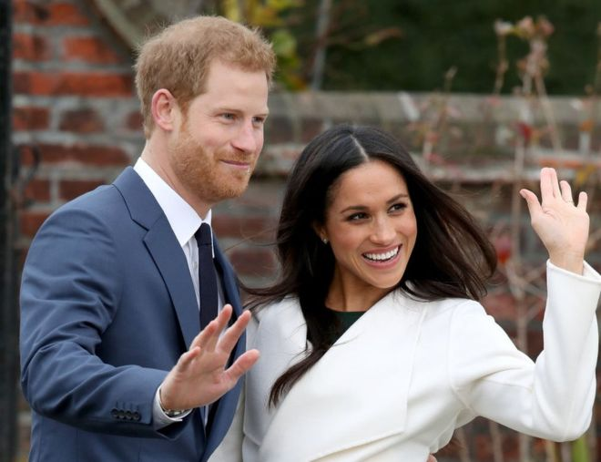 Where in Nottingham will Prince Harry and Meghan Markle visit