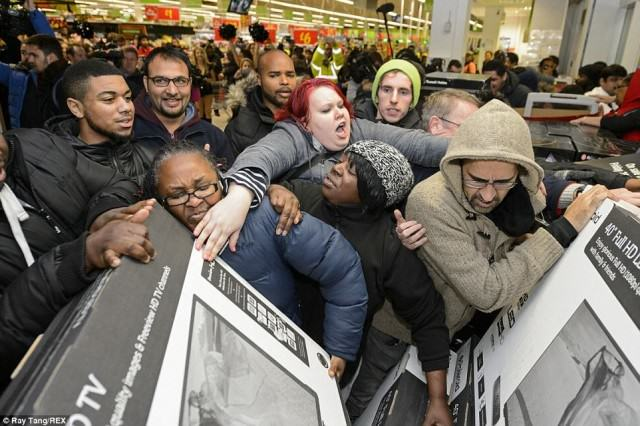 Best Black Friday Deals in Nottingham and where to get them