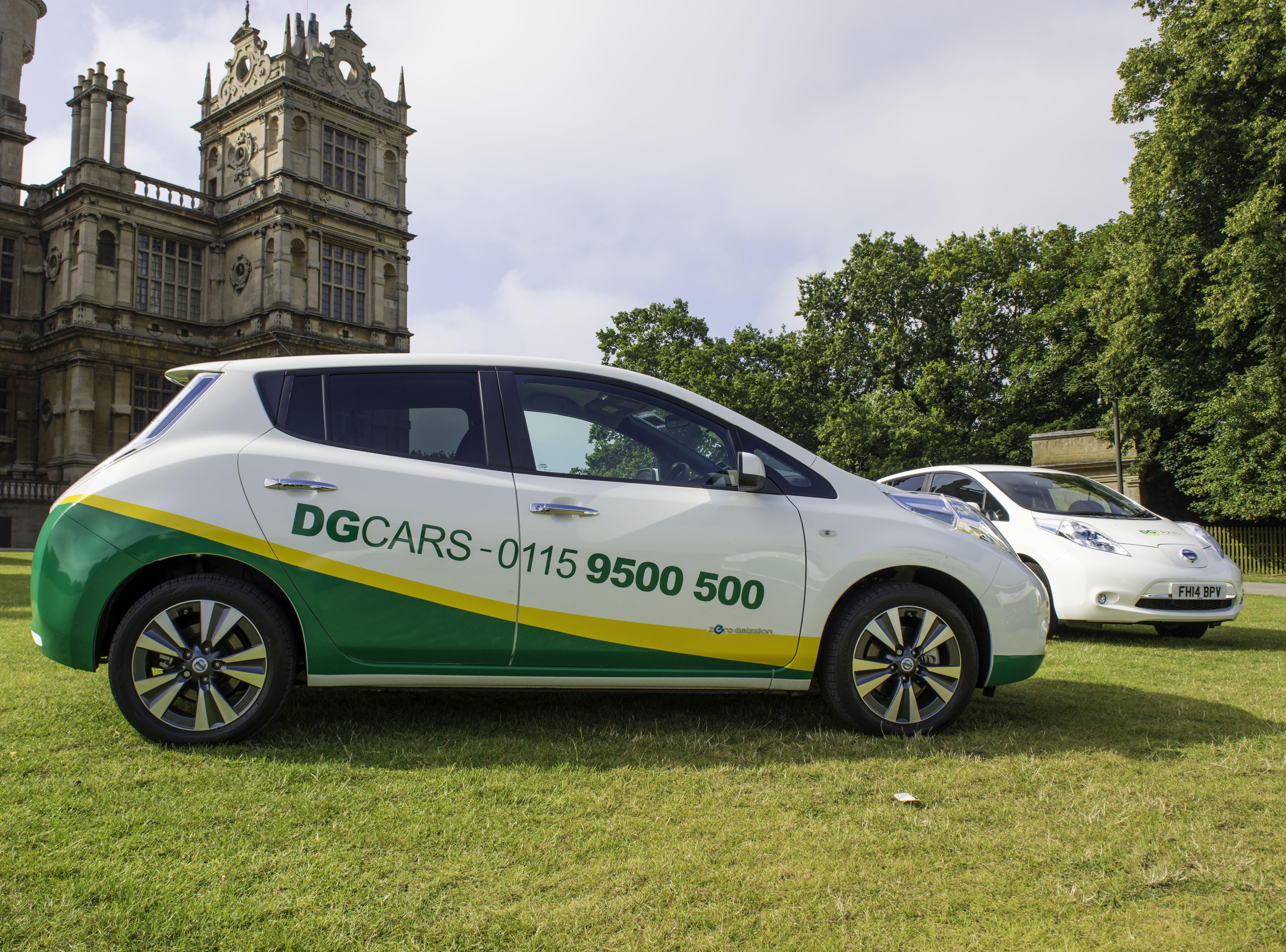 Best Nottingham Taxi Number Dg Cars