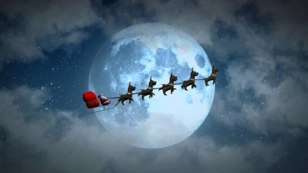 how to track santa with google and norad and how long until father christmas will be starting his journey - Google How Many Days Until Christmas