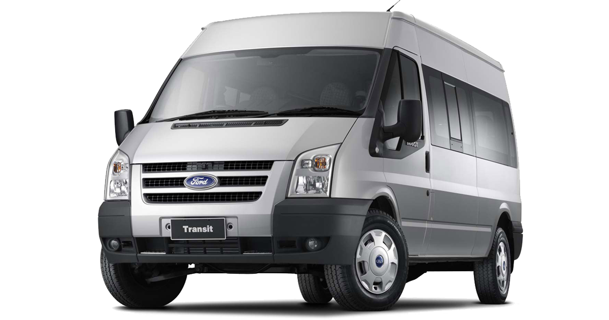 16 Seaters Up To 16 Passengers